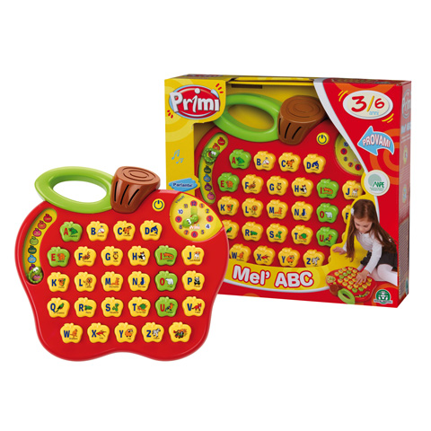 Giocattoli educativi - Mel Alfabetiere CCP23469 by Primi