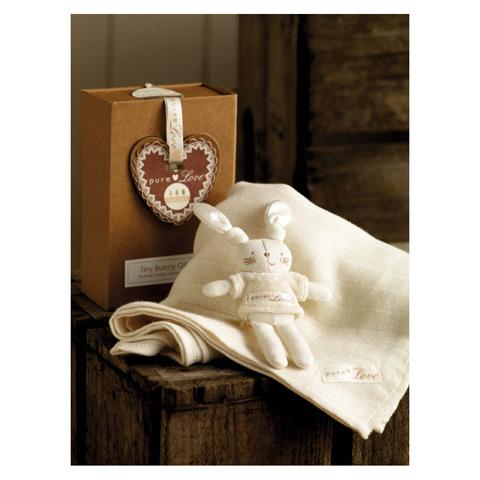 Set regalo Tiny Bunny in promozione a prezzo scontato su Culladelbimbo.it!