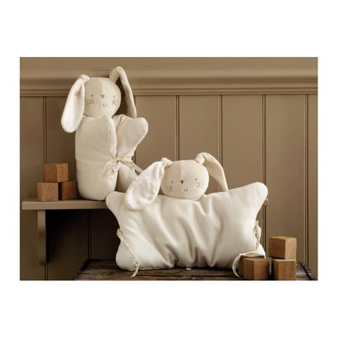 Abbigliamento e idee regalo - Cuscino-abbraccio Coniglietto bkf9186 by Natures Purest