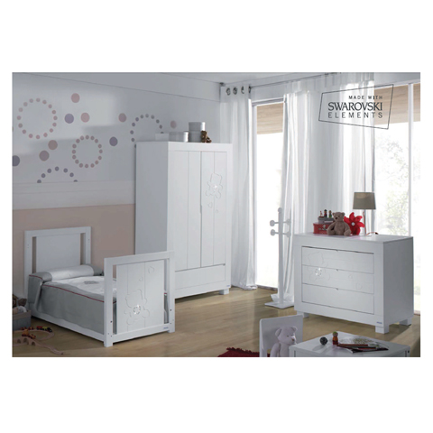 Camerette complete - Neus Luxe Bianco by Micuna
