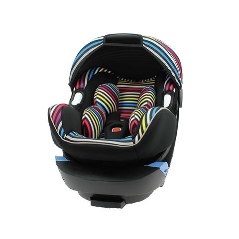 Seggiolini auto Gr.0+ [Kg. 0-13] - Satellite - Linea Couture Little Stripe by Migo