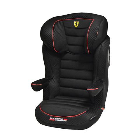 Seggiolini auto Gr.2/3 [Kg. 15-36] - Sirius - Linea Ferrari Black by Migo