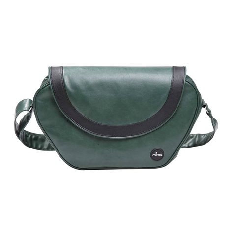 Accessori per carrozzine - Borsa fasciatoio Flair British Green by Mima