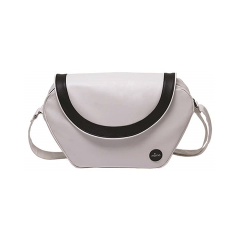 Accessori per carrozzine - Borsa fasciatoio Flair Snow white by Mima