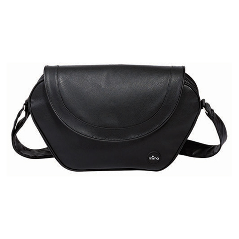 Accessori per carrozzine - Borsa fasciatoio Flair Black by Mima