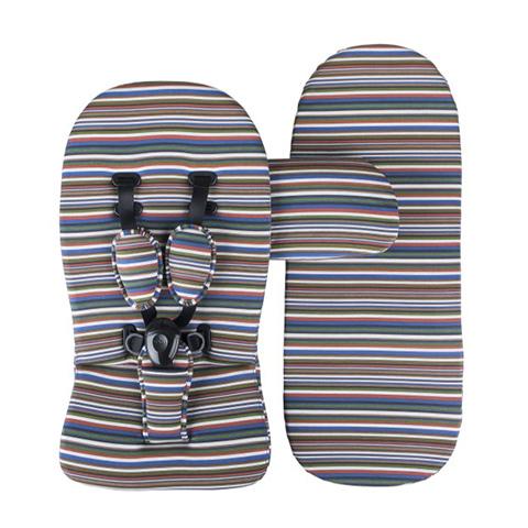 Accessori per il passeggino - Starter Pack per Xari Autumn Stripes by Mima