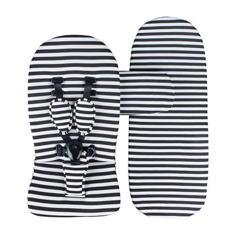 Accessori per il passeggino - Starter Pack per Xari Black & White by Mima
