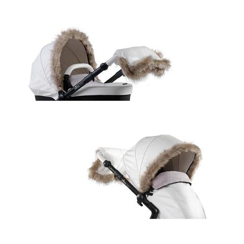 Accessori per il passeggino - Kit invernale Snow White by Mima
