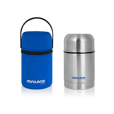 Accessori per la mamma - Thermos per cibi solidi 600 ml [89013] by Miniland
