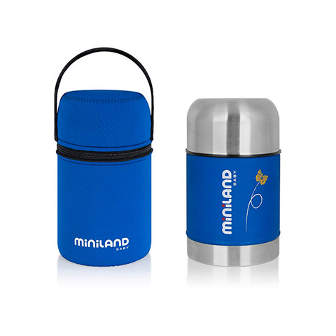 Accessori per la mamma - Thermos per cibi solidi - color 600 ml [89014] by Miniland