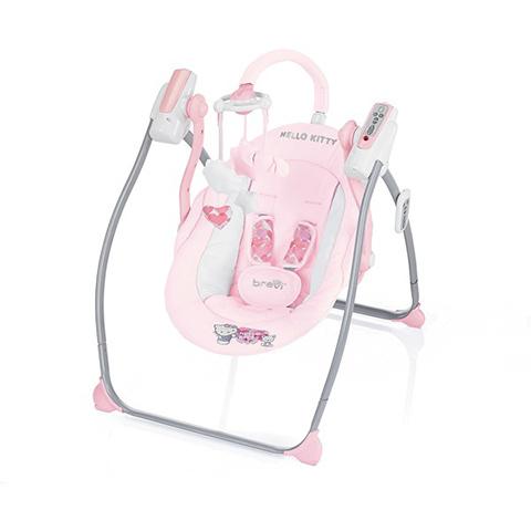 Altalene e dondolini - Miou Hello Kitty - altalena con sedile a dondolo 537 - 559 Sweet Hearts by Brevi
