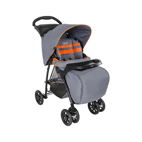 Passeggini - Mirage Plus Neon Grey by Graco
