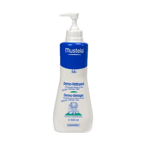 Prodotti igiene personale - Dermo detergente 500 ml. by Mustela