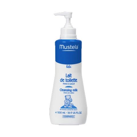 Prodotti igiene personale - Latte di toilette 500 ml. by Mustela