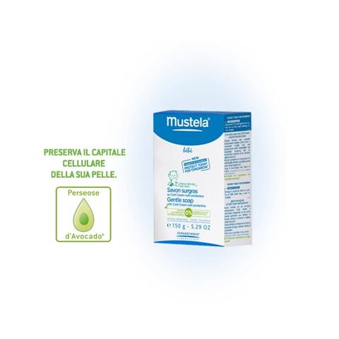 Accessori per l'igiene del bambino - Sapone alla cold cream 200 gr. [903979817] by Mustela