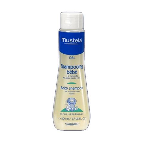 Prodotti igiene personale - Shampoo bebe alla camomilla 500 ml. by Mustela
