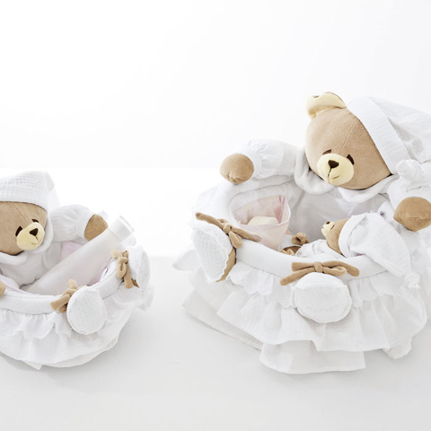 Abbigliamento e idee regalo - Cesto portaoggetti set 2pz. Tato 2013 19014 by Nanan