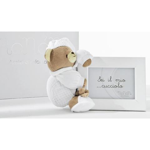 Abbigliamento e idee regalo - Portafoto in legno Tato - cm. 18 x 13 5601 by Nanan