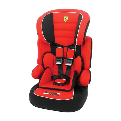 Seggiolini auto Gr.1/2/3 [Kg. 9-36] - Beline - linea Ferrari Corsa by Nania