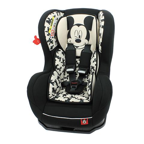 Seggiolini auto Gr.0+/1 [Kg. 0-18] - Cosmo SP Disney Mickey Noir/beige by Nania