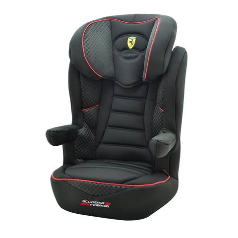 Seggiolini auto Gr.2/3 [Kg. 15-36] - R-Way SP - linea Ferrari Black by Nania