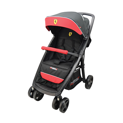 Nania Clark N50 - Linea Ferrari