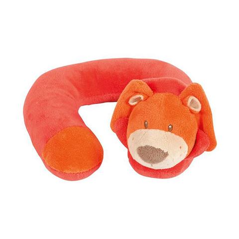 Accessori per il viaggio del bambino - Supporto per il collo 0 Mesi - Lion Arancio [413428] by Nattou