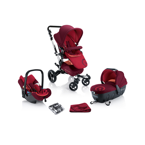 Concord [TRIO] Neo Travel Set - Neo + Air.Safe + Sleeper 2.0