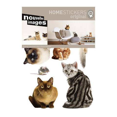 Complementi e decori - Il gatto e il topo HOST018 - HOST001 by Nouvelles images
