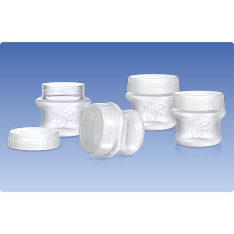 Allattamento e svezzamento - Store and Feed - contenitori per la conservazione del latte materno NT67671 by Nuby
