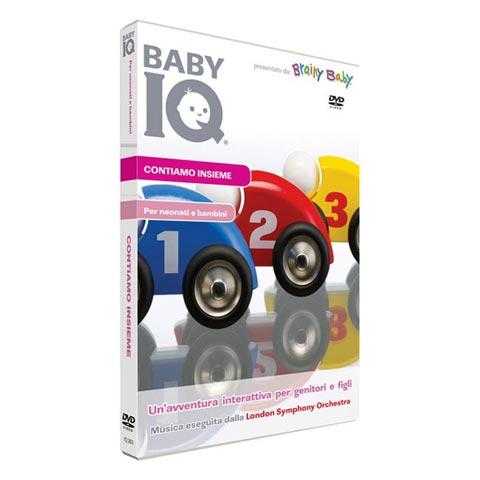 Accessori per Lettini - DVD CONTIAMO INSIEME - Baby IQ DVD CONTIAMO INSIEME - Baby IQ by Baby Iq