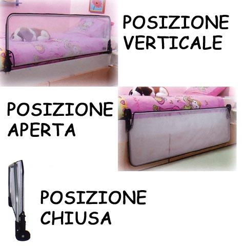Barriera letto lettino nyx safety 1st cm 90 sponda letto bambino - Chicco sponda letto ...