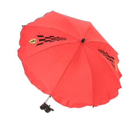 Accessori per carrozzine - Ombrellino parasole - linea FERRARI Furia by Nania