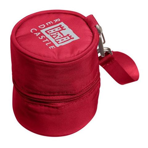Biberon e succhiotti - Portasucchietto Paci Bag Red by Red Castle