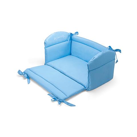 Accessori per Lettini - Riduttore Multiplo linea Sweeties Azzurro by Pali