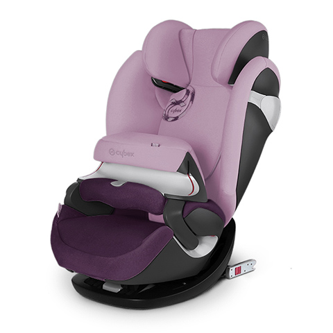 Seggiolini auto Gr.1/2/3 [Kg. 9-36] - Pallas M-Fix Princess Pink - Purple by Cybex
