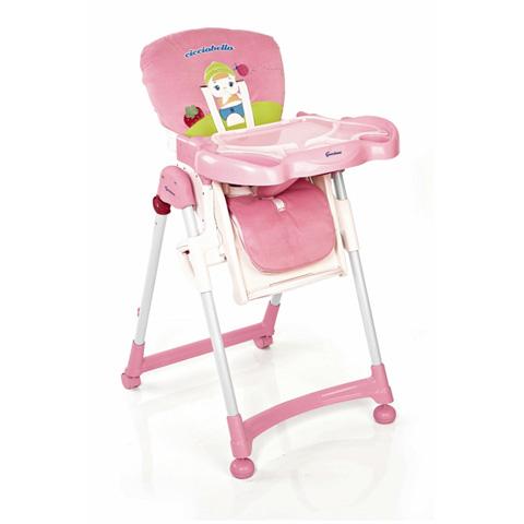 Seggioloni - Pappa Comfort - linea Cicciobello 164 Pink by Giordani