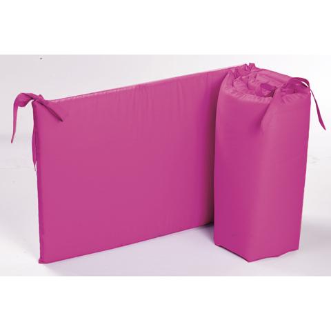 Coperte, lenzuolini e paracolpi - Paracolpi per lettino tinta unita Colorelle 05 lilla by Picci