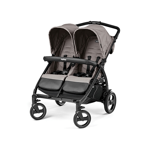 Linea gemellare - Book For Two Mod beige by Peg Perego