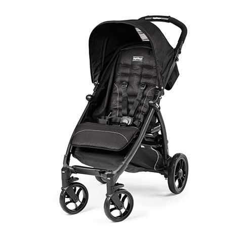 Passeggini - Booklet Mod black by Peg Perego