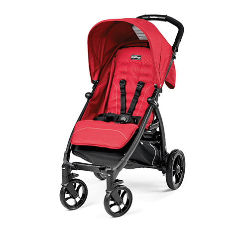 Passeggini - Booklet Mod red by Peg Perego