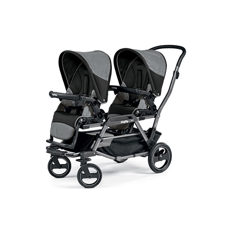 poussette double duette piroet atmosphere peg perego ebay. Black Bedroom Furniture Sets. Home Design Ideas