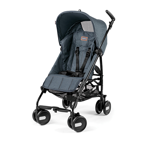 Passeggini - Pliko Mini Blue Denim by Peg Perego