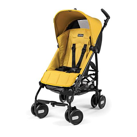 Passeggini - Pliko Mini Mod Yellow by Peg Perego