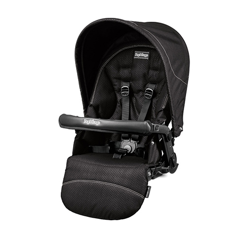 Accessori per il passeggino - Seggiolino Pop Up Mod black by Peg Perego