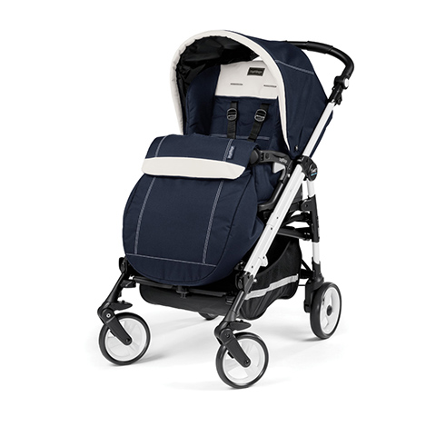 Passeggini - Pliko Switch Easy Drive Riviera by Peg Perego