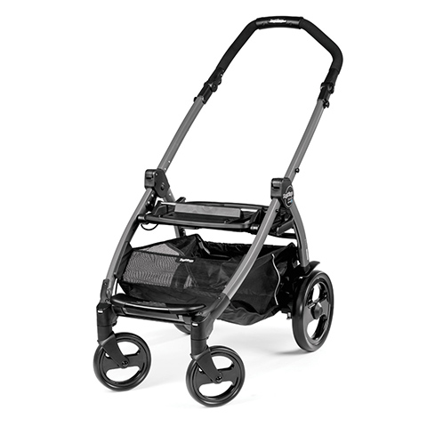 Telai - Telaio Book Plus 51 Jet [nero-antracite] by Peg Perego