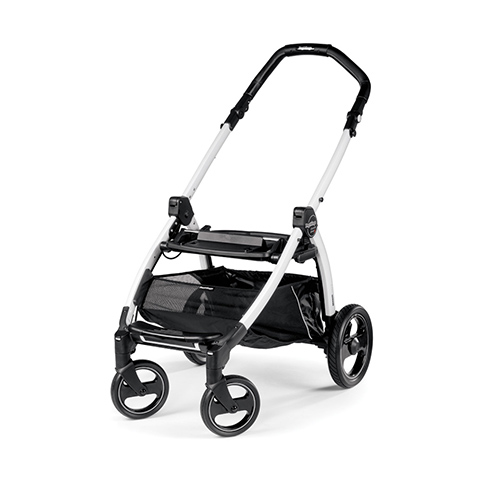 Telai - Telaio Book S White-black by Peg Perego
