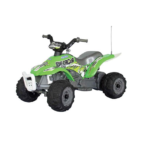 Giocattoli 36+ mesi - Corral Bearcat [batterie] ED1165 - Green by Peg Perego