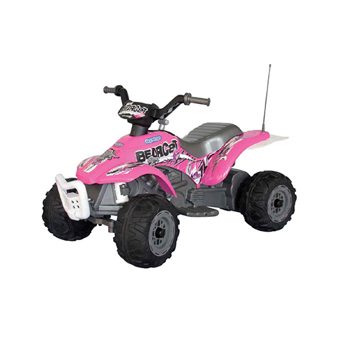 Giocattoli 36+ mesi - Corral Bearcat [batterie] ED1166 - Pink by Peg Perego